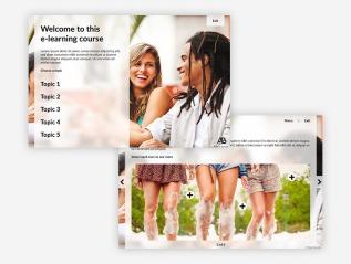 E-Learning Design Concept