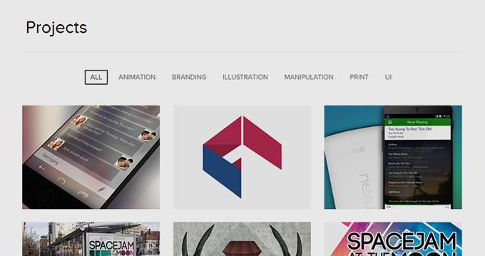Design Portfolio WebsiteTips