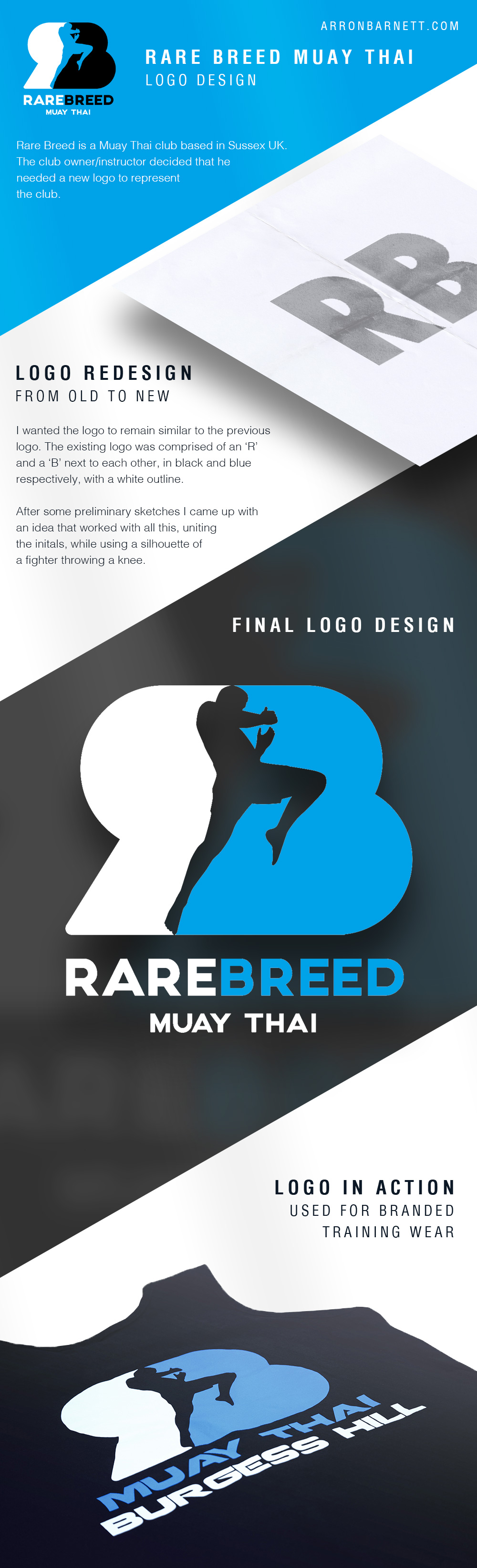 Rare Breed Logo Design