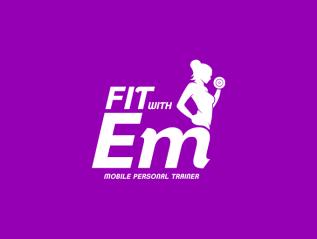 Fit With Em LogoDesign