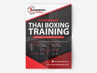 Rare Breed Thai Boxing & Personal TrainingPoster