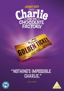 5. Charlie and the Chocolate Factory (2005)