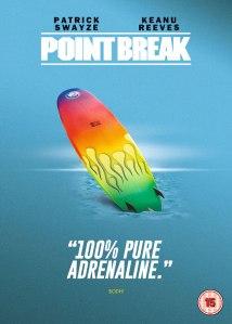 25. Point Break (1991)