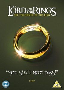 39. The Lord of the Rings: The Fellowship of the Ring (2001)
