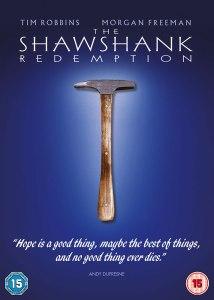 50. The Shawshank Redemption (1994)