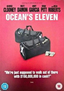 53. Ocean's Eleven (2001)