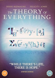 85. The Theory of Everything (2014)